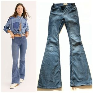 Free People | Penny Pull On Flares 25